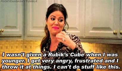 Kardashian Khloe Speeding Ticket Cube Angry Rubik