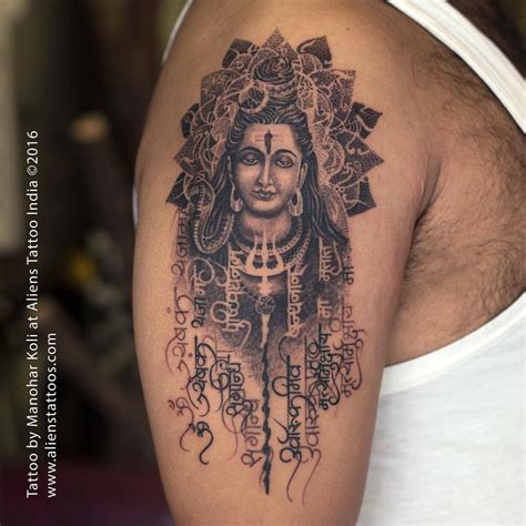shiva tattoo design ideas  placements tattoo