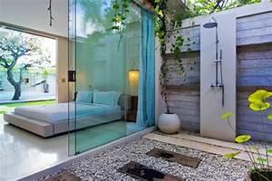 amenager sa chambre zen avec du style archzinefr With jardin japonais interieur maison