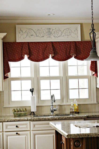 perfect    kitchen sink diy drapes diy window