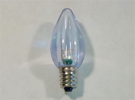 c7 warm white led light bulbs transparent christmas