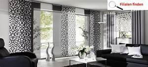 gardinen dekostoffe frick fur wand boden fachmarkte With balkon teppich mit tapeten und gardinen passend