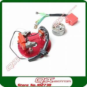 High Performance Racing Magneto Coil Stator For 50 70 90 110 125cc Horizontal Engines Dirt Pit