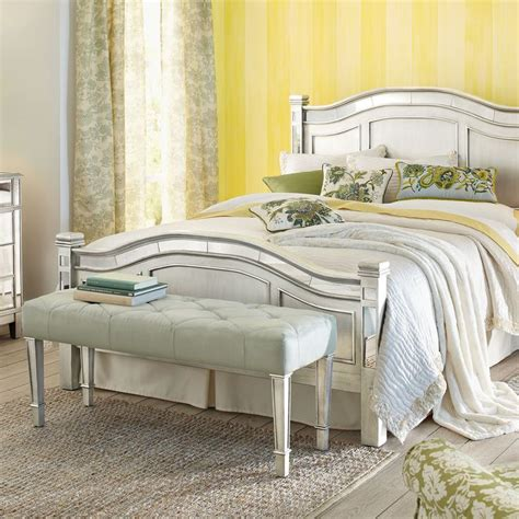 Hayworth Mirrored Dresser Silver by Hayworth Bedroom Set One Day I Will Have This By Pier1