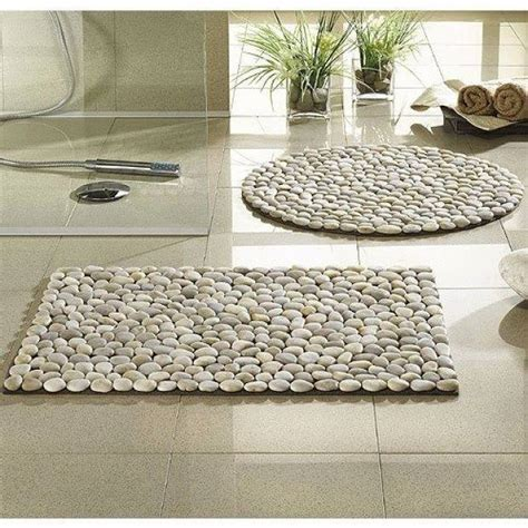 Pebble Doormat by Diy Pebble Bath Mat Diy Cozy Home