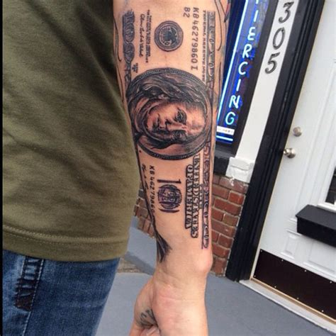 top  incredible money tattoos  tattoos