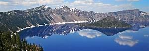 Crater Lake National Park Camping, Hiking, Wildlife