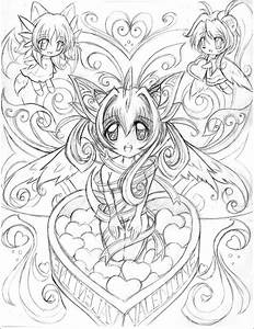 Anime Coloring Pages Free Coloring Pages For Kids 15