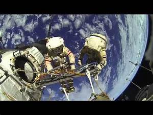 Earth From Space: GoPro ISS Spacewalk | ISS HD Stream ...