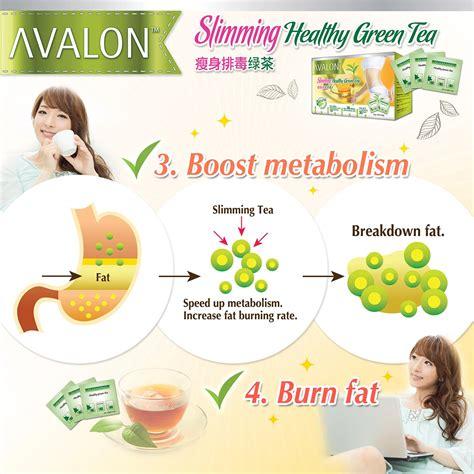 Avalon Slimming Healthy Green Tea Twin Pack Lazada Malaysia