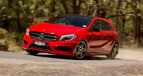 See design, performance and technology features, as well as models, pricing, photos and more. Mercedes-Benz A-Class Review A180 - photos | CarAdvice