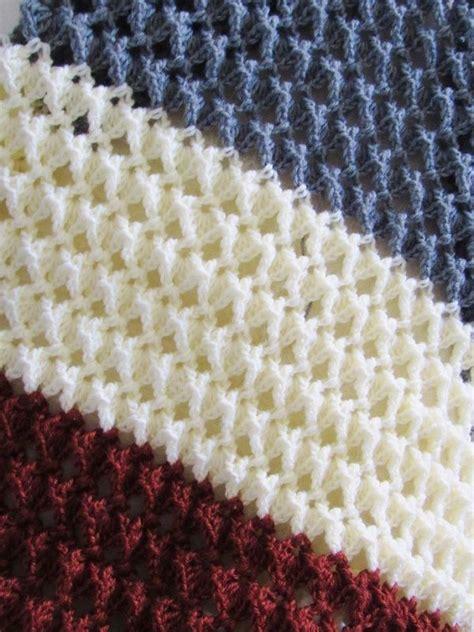 crochet afghan pattern   beautiful texture