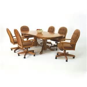 mastercraft gs furniture classic trestle dining table set