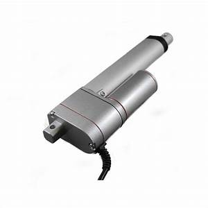 2 U0026quot  Stroke 150 Lbs Force Linear Actuator With Potentiometer