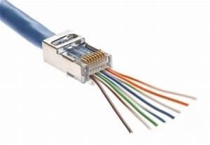 Fiche Rj45 Cat 6 : 105020 ez rj45 modular plug platinum tools cat6 shielded ~ Dailycaller-alerts.com Idées de Décoration