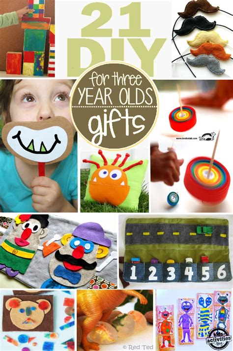 homemade gifts   year olds kids activities blog