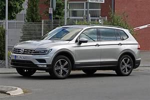 Volkswagen Tiguan 7 Places : volkswagen tiguan 2017 une version rallong e xl du nouveau suv ~ Medecine-chirurgie-esthetiques.com Avis de Voitures