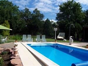Schwimmbad Garten Kosten : poolbau im selbstbau der traum vom pool im eigenen garten roos ~ Markanthonyermac.com Haus und Dekorationen