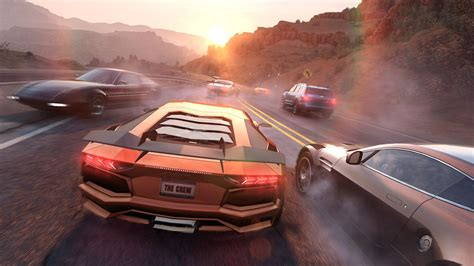 the crew xbox one the crew ps4 versus xbox one solid performance at 30fps across both platforms 171 gamingbolt