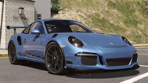 2015 Porsche 991 Gt3rs [add-on