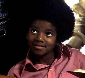 The Real Michael Jackson with the Beautiful Black Face God ...