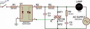 Switching High Voltage Load Using Triac  U2013 Innovatorsguru