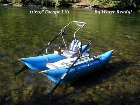 Fly Fishing Boats For Sale Uk by Fly Fishing Pontoon Boats For Sale