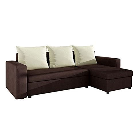 Ecksofa Top! Sofa Eckcouch Couch! Mit Schlaffunktion Und