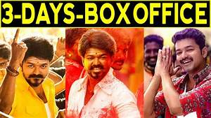 Mersal 3 days World Wide Box Office Collection Report ...