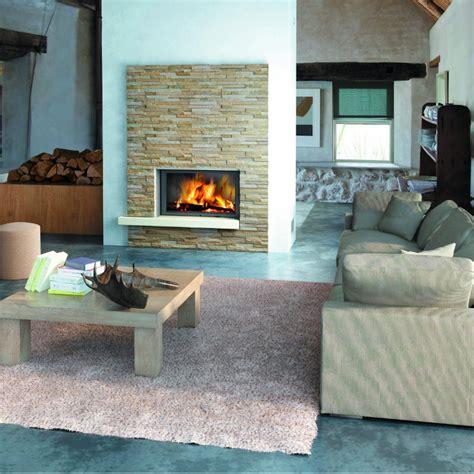 moderniser une cuisine rustique cheminée et poêle toutes les nouveautés chauffage