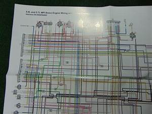 Mercruiser 5 0 5 7 Mpi Bravo Engine 14 Pin Connector Wiring Harness Diagram
