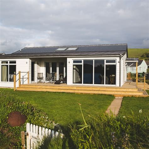 Croyde Holiday Bungalows  Seashells  Woolacombe Tourism