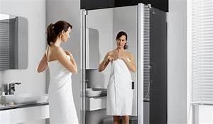 Paroi De Douche Miroir : kermiextra verre miroir paroi de douche surface miroir ~ Dailycaller-alerts.com Idées de Décoration