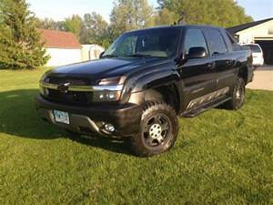 Purchase Used 2002 Chevrolet Avalanche 1500 Lt Crew Cab