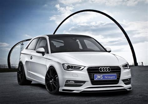 Jms Audi A3 Styling Kit Soon To Come  Car Tuning