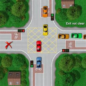 Box Junction Rules Explained