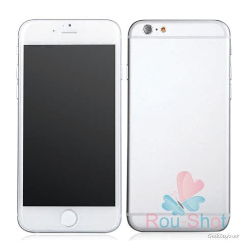 iphone resolution high resolution images of the iphone 6 mockup leaked