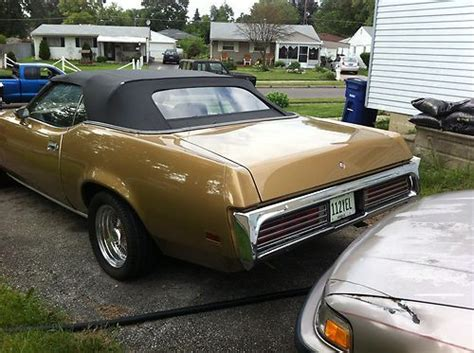 buy   ford cougar convertible  columbus ohio