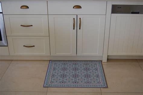 vinyl kitchen floor mats pvc vinyl mat tiles pattern decorative linoleum rug 6898