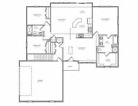 farmhouse plans with basement brick ranch house plan 3 bedroom ranch house plan with basement the house plan site