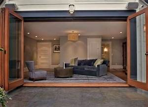 10 dramatic garage transformations to inspire and amuse for Garage to living space ideas
