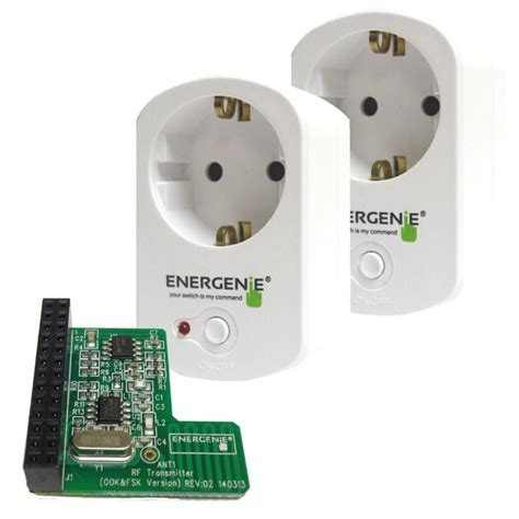 Energenie Mote Control Starter Kit With Sockets