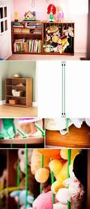 Diy Rangement Chambre : diy rangement peluches chambres d 39 enfants pinterest bebe y juego ~ Preciouscoupons.com Idées de Décoration