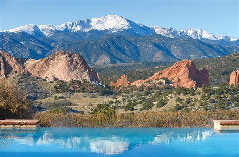 Garden Of The Gods Club by Garden Of The Gods Club And Resort Colorado Springs
