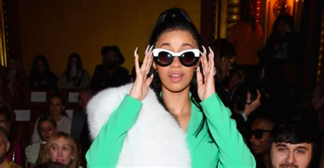 cardi b what was the reason twitter cardi b reveals disgusting reason she left twitter house
