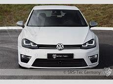 SRS Wide Fenders GT for MK7 VW Golf PG Performance