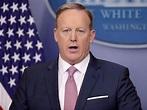 Press secretary Sean Spicer won't say what the ...