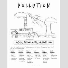Esl, English Vocabulary, Printable Worksheets, Environment, Pollution, Global Warming Esl