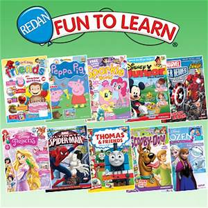 Redan Fun to Learn Magazines – The Halfway Homemaker