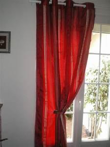 Rideau Voilage Rouge : doubles rideaux occasion dans le centre annonces achat et vente de doubles rideaux paruvendu ~ Teatrodelosmanantiales.com Idées de Décoration